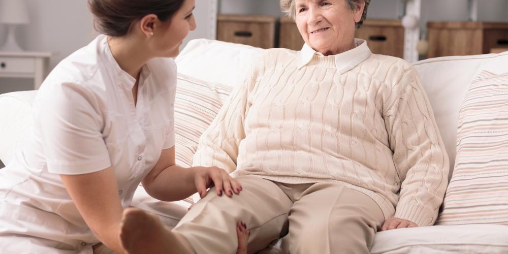 Złamania i urazy u osób starszych