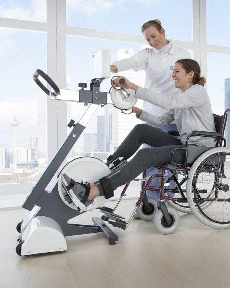 Pomoc w usprawnieniu osób z niepełnosprawnością ruchową kończyn