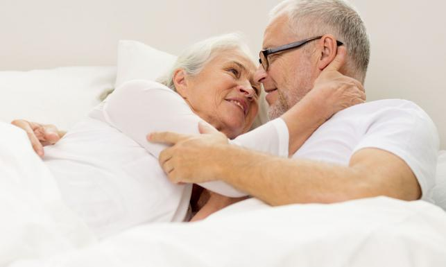 Życie seksualne po menopauzie