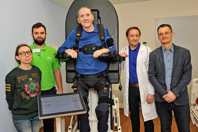 Ryszard Szurkowski wraca do zdrowia pod okiem specjalistów