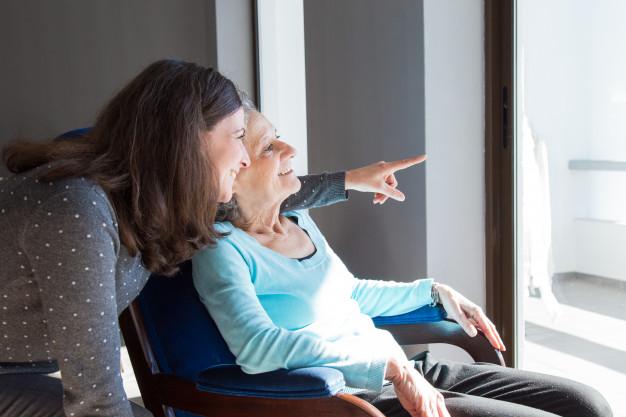 Korzyści dla systemu z opieki domowej nad seniorem