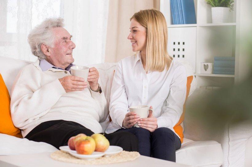 Ważne, by senior czuł się dobrze
