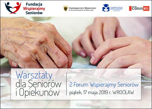 Forum Wspierajmy Seniorów