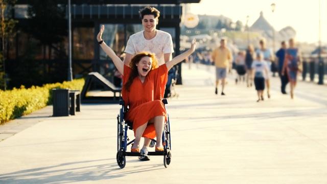 STOP barierom dla osób z niepełnosprawnością