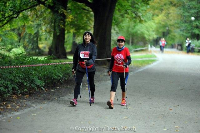 Bezpłatne treningi nordic walking