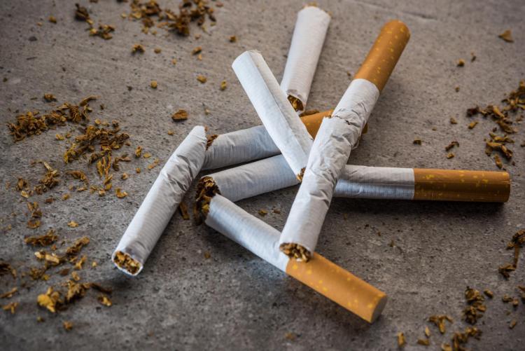 Rzucenie palenia daje korzyści także po 60-tce