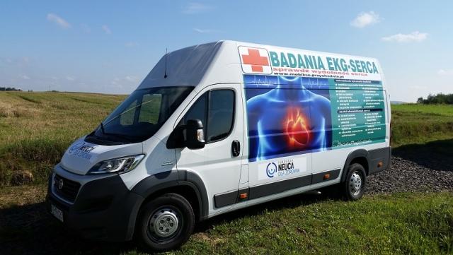 Kardiobusy ruszają w Polskę!