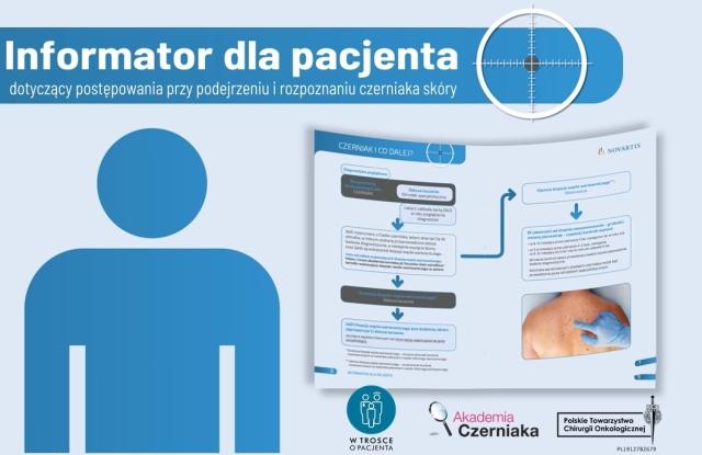 Czerniak: Informator dla pacjenta