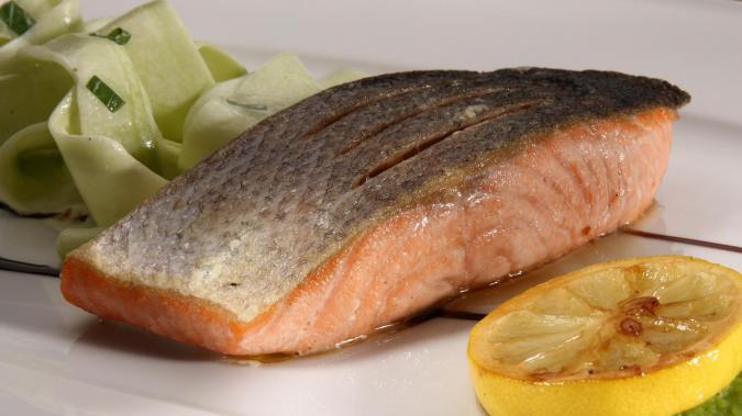 Jedzenie ryb wydłuża młodość?