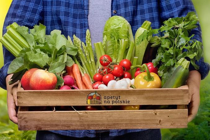Co kryje się w barwach warzyw i owoców