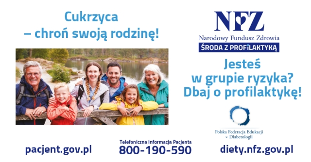 O cukrzycy w NFZ
