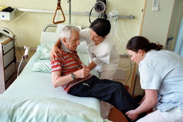 Opieka długoterminowa wymaga teraz specjalnego wsparcia