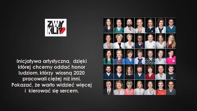 Sesja portretowa medyków