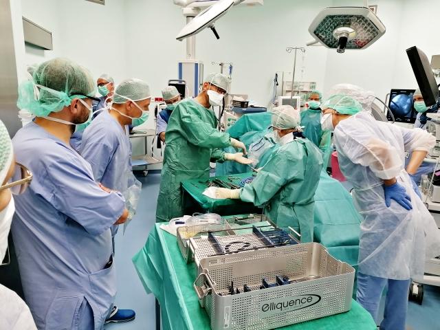 Unikalna operacja kręgosłupa