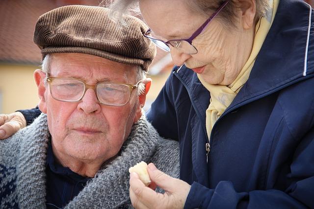 Pięć zasad pielęgnacji osób starszych
