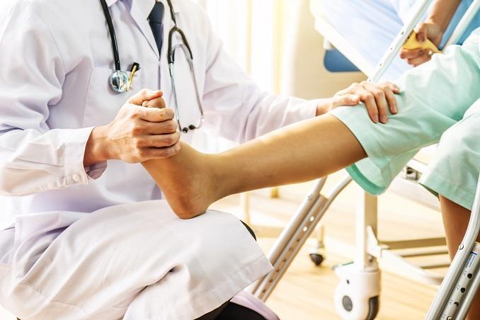 Bezpieczna wizyta ortopedyczna w czasie pandemii