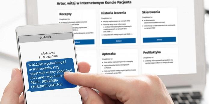 E-skierowania ułatwią dostęp do szpitali i specjalistów