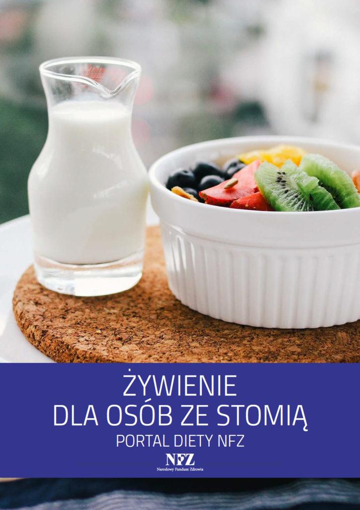 Żywienie dla osób ze stomią